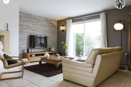 Villa entre Bordeaux et Océan - Le Taillan-Médoc - Villa