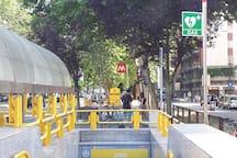 Stanza e bagno privati a 200 mt dalla metro 3