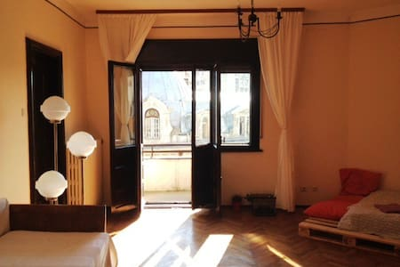 Cosy studio -  heart of the city - Bucharest - Apartment