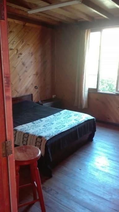 Habitaciones con cama para dos personas