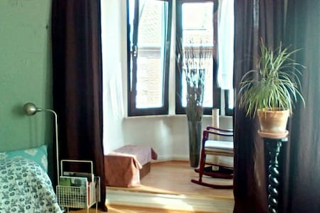 Einzelzimmer Hattingen Altstadt nähe Bochum Essen - Hattingen - Apartment
