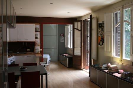 Open Space Apartment near Plaza Espanya - Barcelona - Apartment