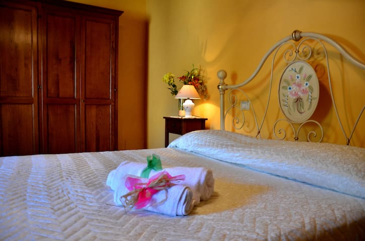 Apartment in Tuscany for couples - Terontola Alta
