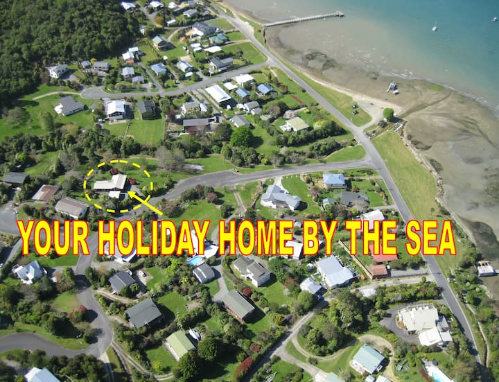 YOUR HOME BY THE SEA