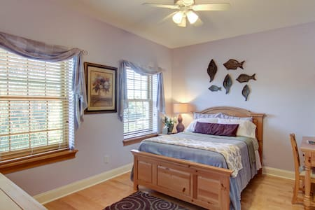 Vilano BeachTranquil Private Room - St. Augustine - Bed & Breakfast