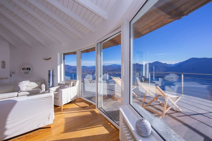 The Perfect View Loft