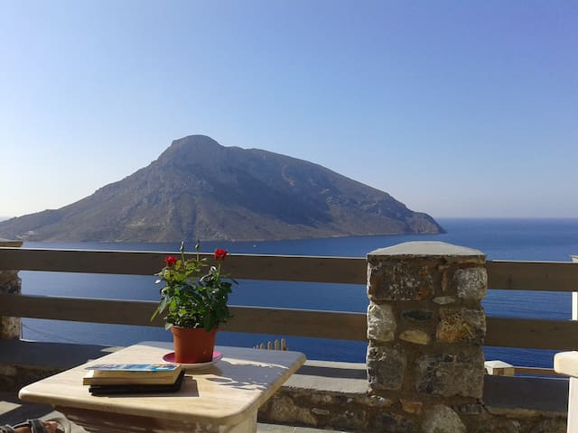 HESTIA house - Kalymnos Aegean Sea View