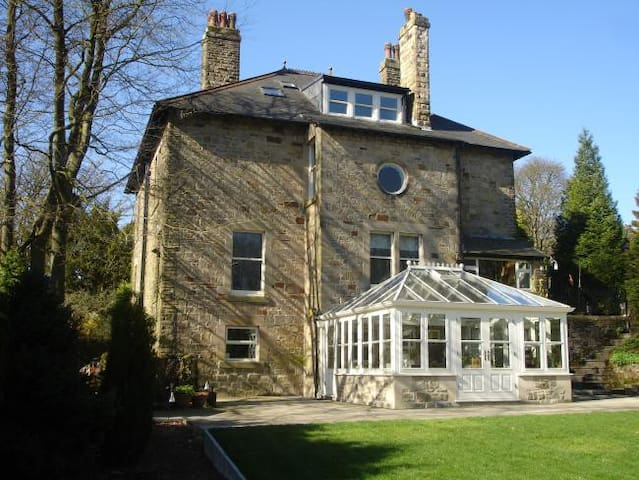 Lovely apartment close to town - Buxton - Apartment
