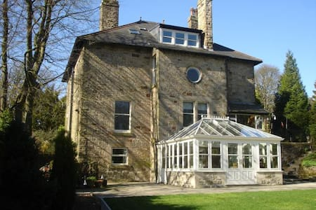 Lovely apartment close to town - Buxton - Apartamento