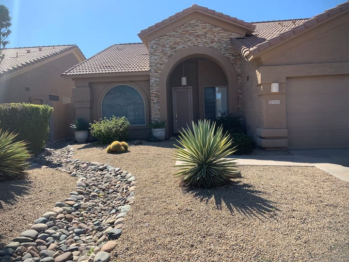 Gorgeous North Scottsdale Home-Room #11-3 & 4