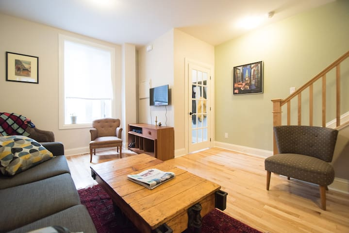 Centrally Located Townhouse:Little Italy/Chinatown - Ottawa