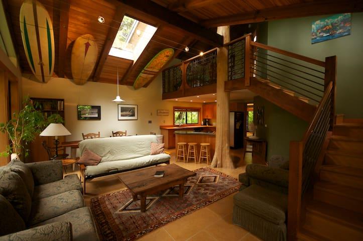 Tofino Surf Cabin  - Tofino - Maison