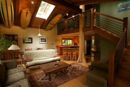 Tofino Surf Cabin  - Tofino - Ház