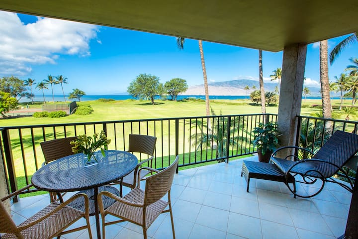 Romantic Private, Direct Oceanfront - Kihei - Appartement