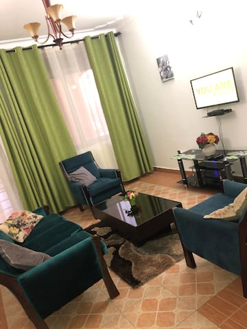 Agape Ville 2bdrm behind Makerere University