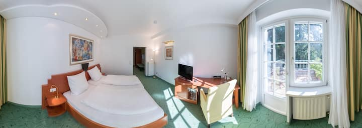 Double room standard at Hotel Villa im Park