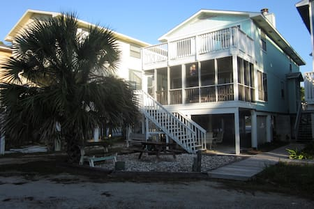 Stunning,Large,Ocean View, Pets,Kayaks,BigGreenEgg - Port Saint Joe