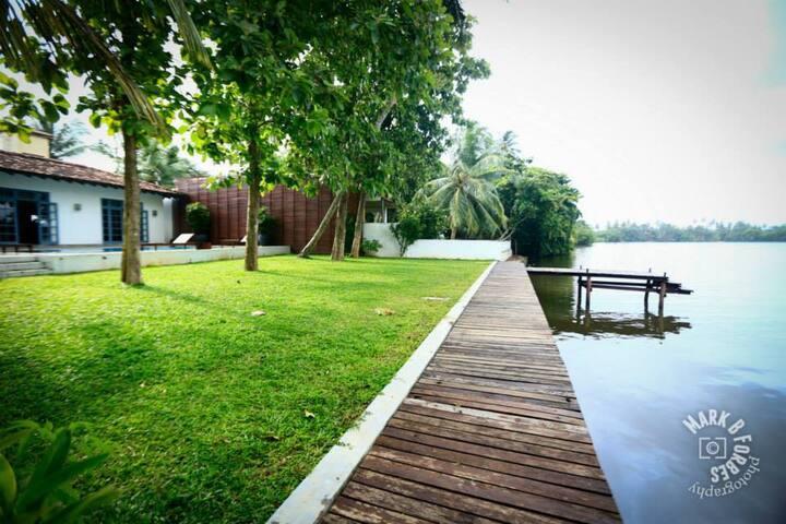 Apsara Villa, Sri Lanka  - Aluthgama - Vila