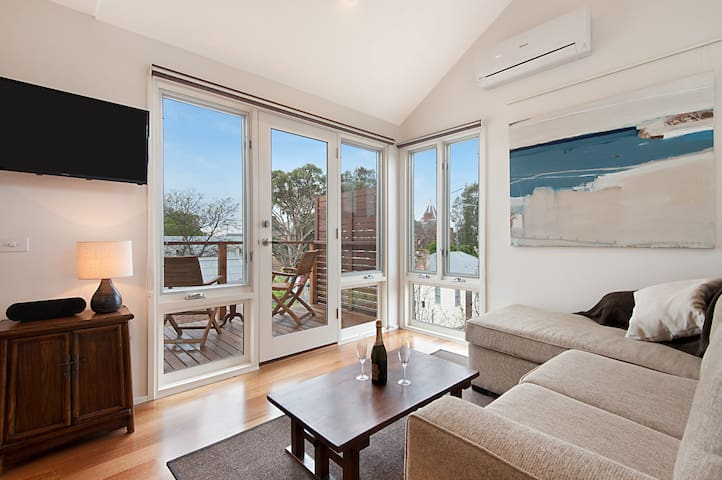 Salt Loft, Queenscliff - Queenscliff - Appartement