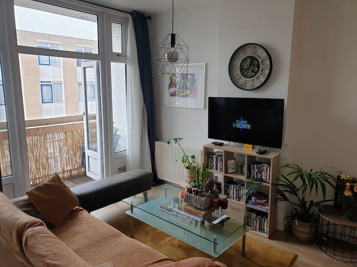 Beautiful 2-floor apartment close to City Centre