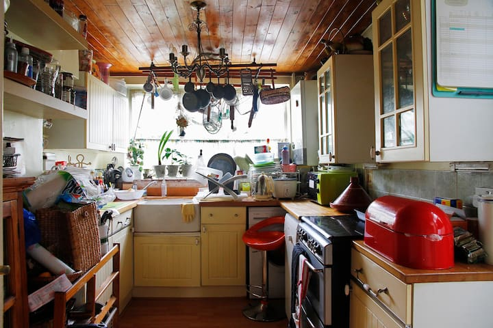 My Country style kitchen