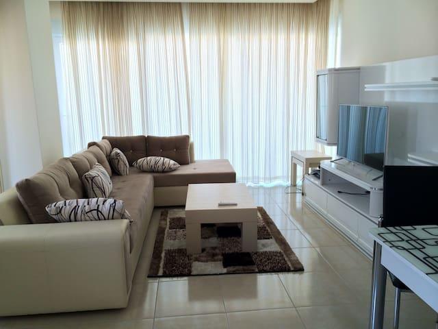 Alanya Mahmutlar 1+1 - Mahmutlar - Apartment