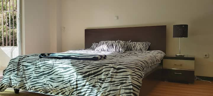 fully Furnished apartment 5 min airport