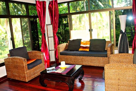 Ko Phangan - All inclusive Wellness House - Ko Phangan  - Bed & Breakfast