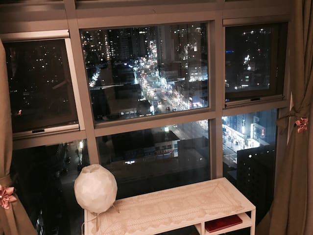 heart of Seoul (open) perfect view! - 서울특별시 - Appartement