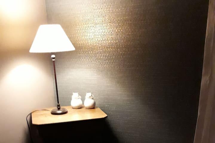 La Ferme du coudrier, chambre Célestin
