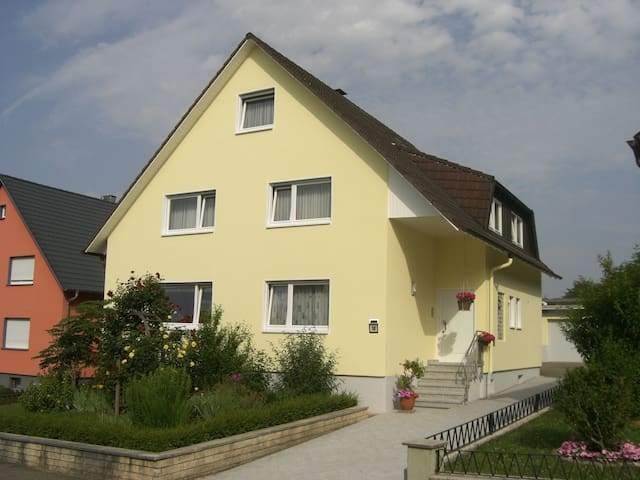 Apartment für 2 Personen sep. - Ettlingen - Apartament