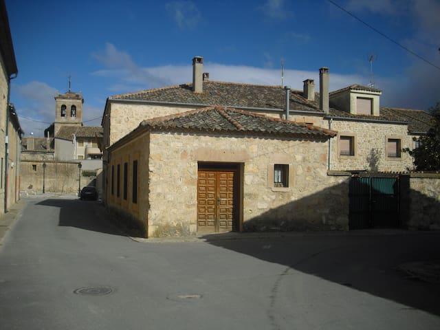 """Albergue """"Hoces del Duratón"""" ideal para grupos - San Pedro de Gaíllos - Casa"""