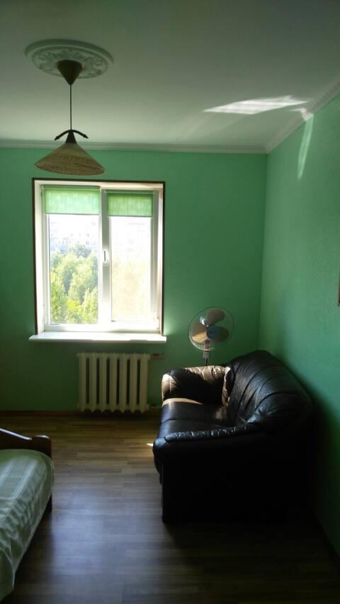 Сдам СВОЮ уютную двухкомнатную квартиру.