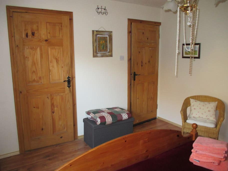 Double Bed Room with Super King Size Bed and Ensuite