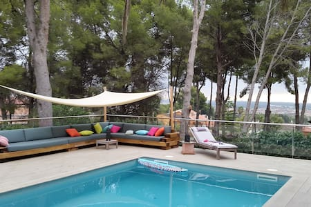 Apartment with seaview (2-4 Pers.) - Castelldefels - Apartment