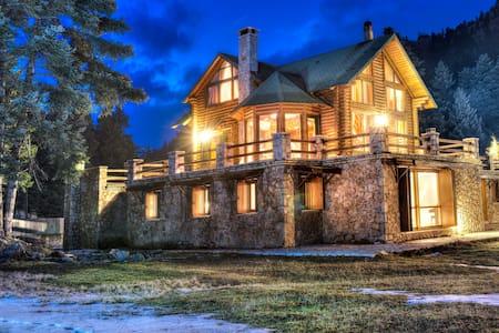 Parnassos Luxury Lodge near to Arahova and Delphi - Arachova