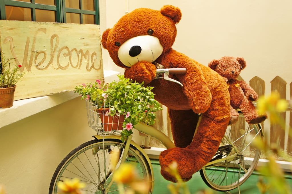 Welcome to my home ^^