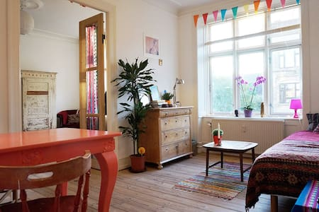Beautiful and sunny flat  - Kööpenhamina