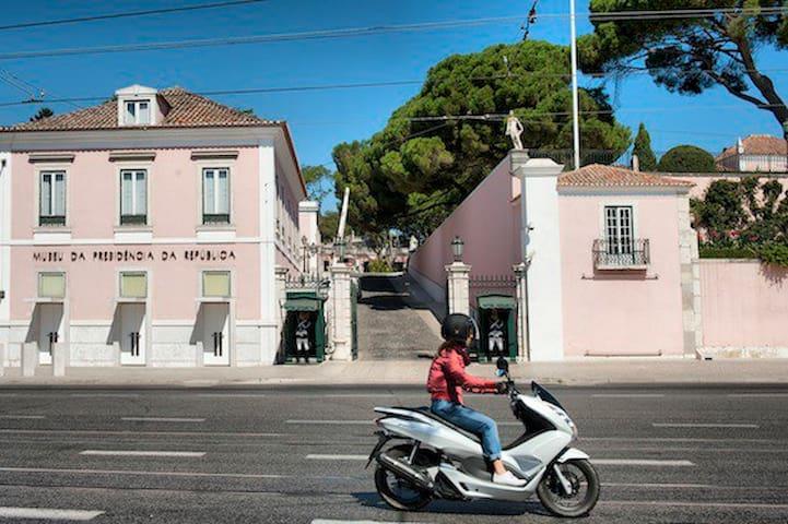 Belém Charming House - Belem - 公寓