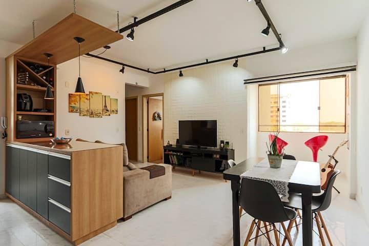 Apartamento completo em Santa Maria