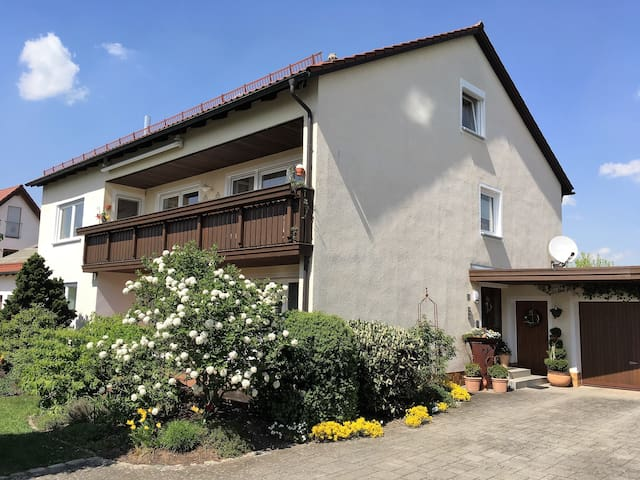 Apartment Kastl - 15 min to Grafenwoehr