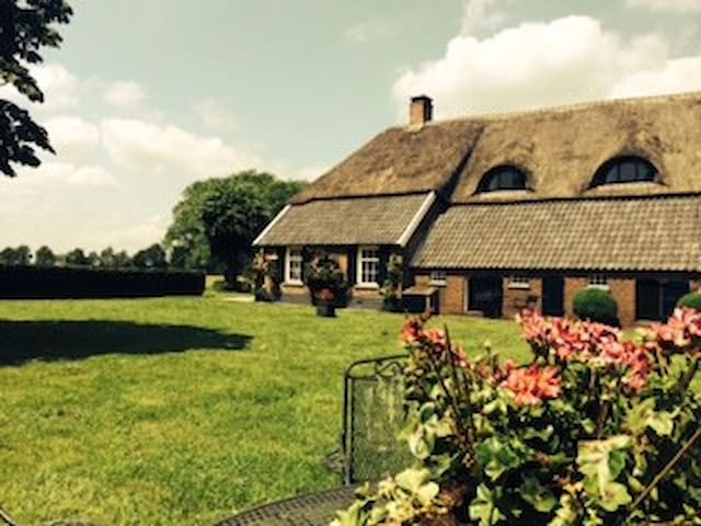 Country Living in The Netherlands - Bathmen - Bed & Breakfast