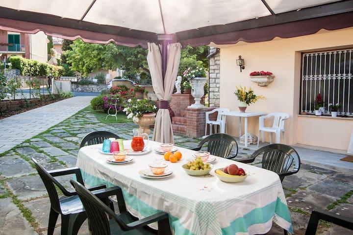 Casa vacanze Villa San Genesio - Casciana Terme - Huoneisto