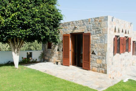 Stone Studio Close To The Beach - House