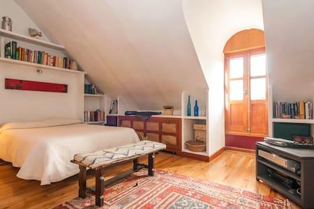 Pza Mayor Double room in share flat - Madrid