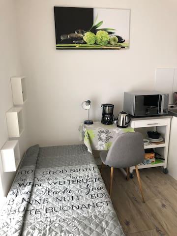 Schönes Monteurzimmer 6 mit Bad