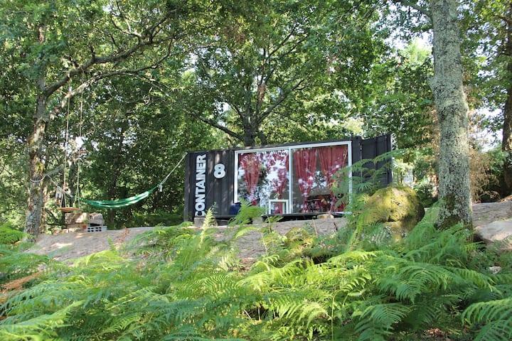 """""""Container 8"""" - Espaço Rural em Monte d' Além"""
