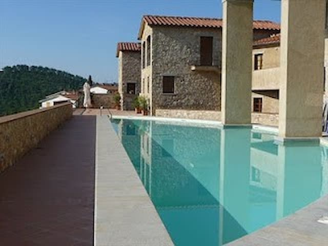 2 bedroom Apartment in Borgo - Gaiole In Chianti - Apartament