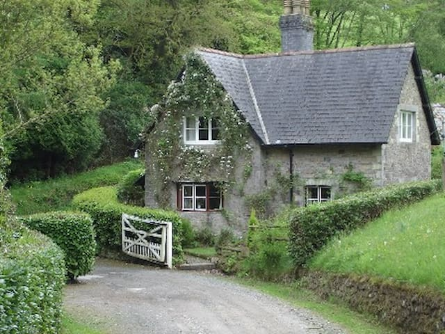 Charming cottage on edge of Exmoor - Dulverton - Hus