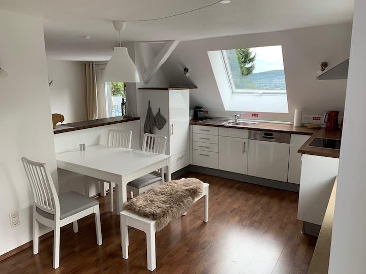 Gemütliche 65 qm DG-Wohnung am Siegener Giersberg